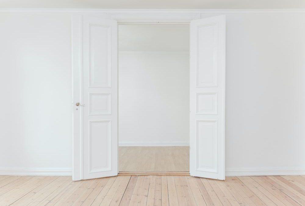Giv dig tid til at tænke over, hvilke døre der vil være de rette for dig